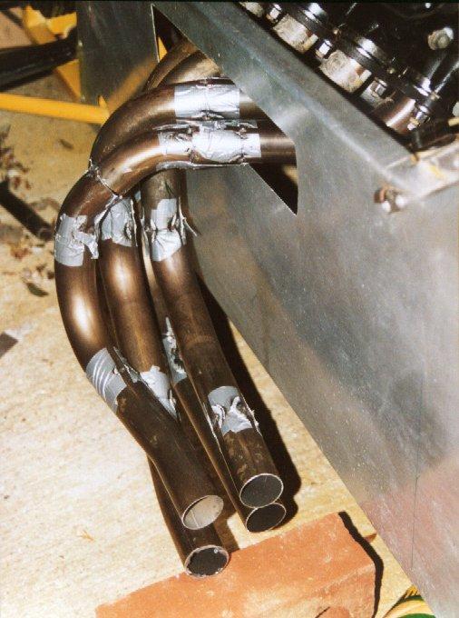 t_duct_tape_completed_pipes.jpg 2.9K & Bike Engine transplant Central